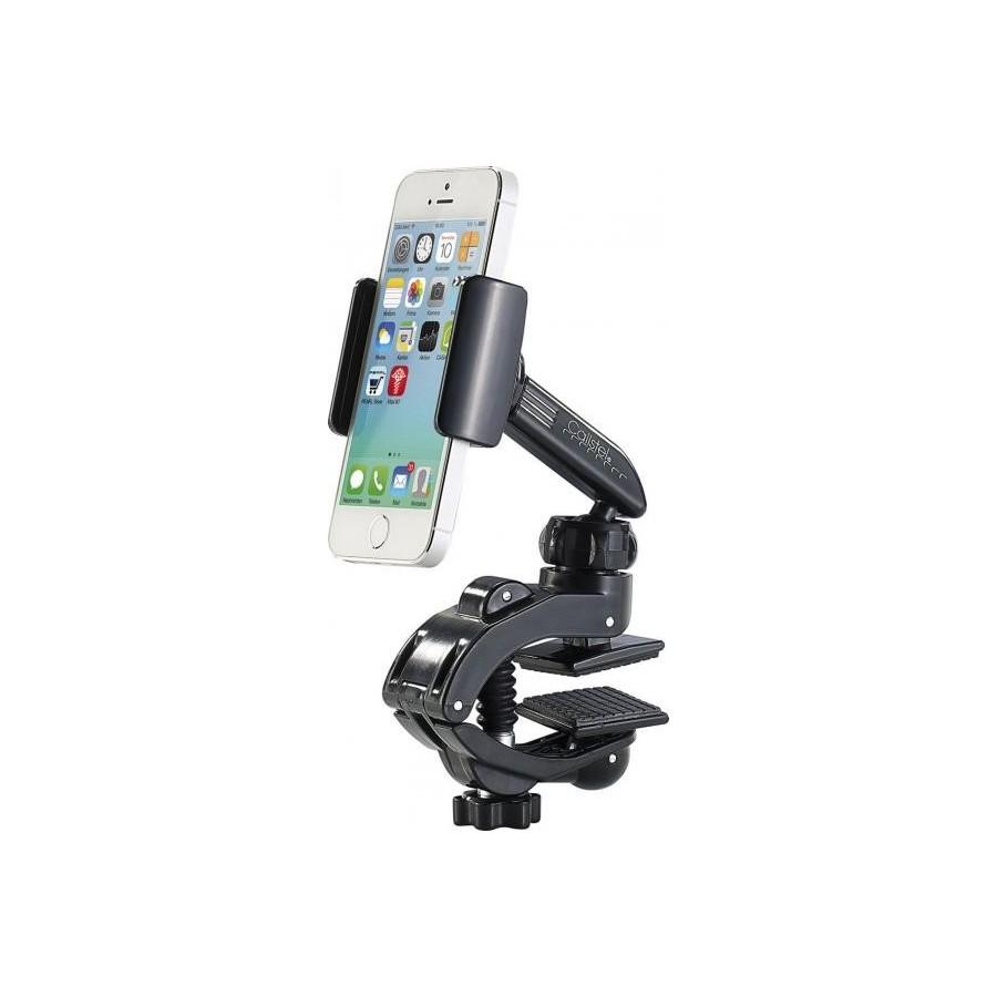 Support de tablette gps ou smartphone pince pour avion - Support photo avec pince ...