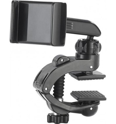GPS smartphone or tablet stand clamp for plane