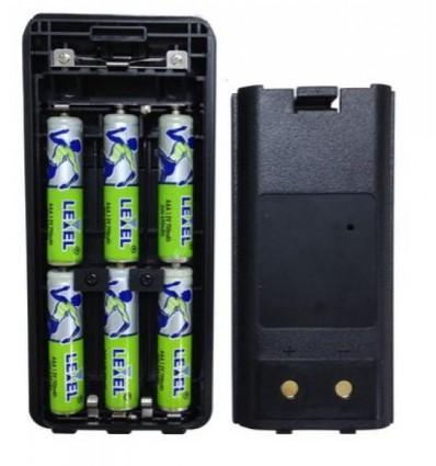 Battery Case for RHP-530 NAV / COM transceiver