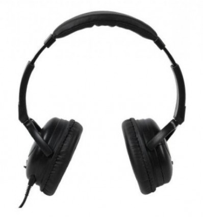 ANR Stereo Headphones HIFI B-Quiet without MIKE - foldable - for MP3 Simulation and Aircraft Scanner