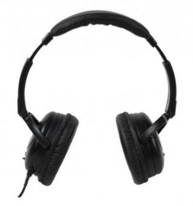 Casque Stéréo B-QUIET ANR I HIFI d'écoute musicale - ou protection - pliable pour MP3 Scanner Avion