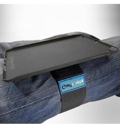 VELCRO Thigh Clipboard System for IPAD 1 2 3 and MINI