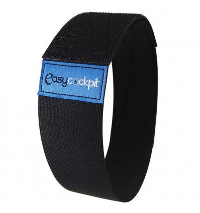 VELCRO belt for Thigh Front Boucle / Back Hook 65 cm