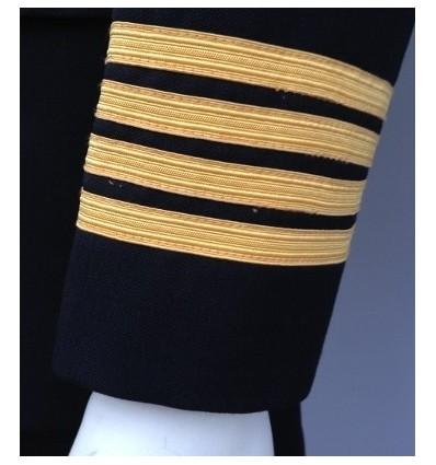 Option galonnage veste