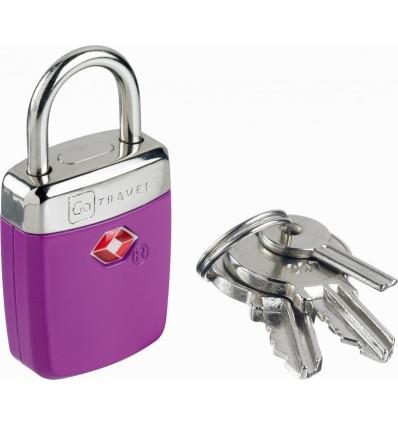 """""""TSA key padlock"""" Cadenas à Clefs agrée TSA"""