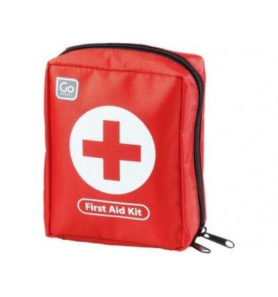 """""""First Aid Kit"""" Trousse de Premier Secours de Voyage."""