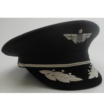 Casquette d'Uniforme Pilote (sur Commande Exclusivement)