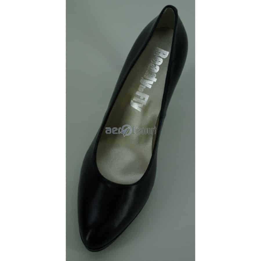 Chaussures Hôtesse De L'air Noir Nelson zQu0ChhPLw