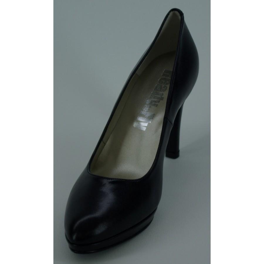 Chaussures Hôtesse De L'air Noir Nelson Gl7kmpft
