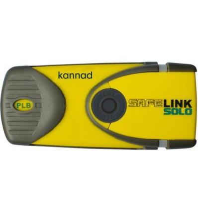 BALISE DE DETRESSE INDIVIDUELLE Safelink Solo 406 MHz avec GPS