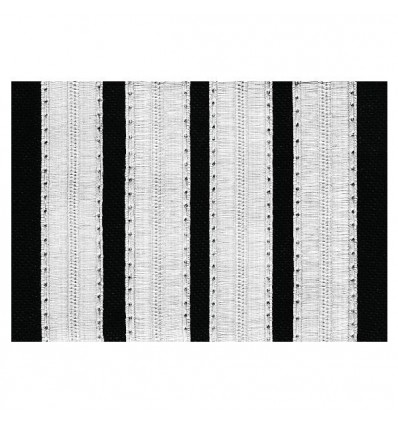 Epaulets Cabin Crew (CC) 4 Silver classic stripes