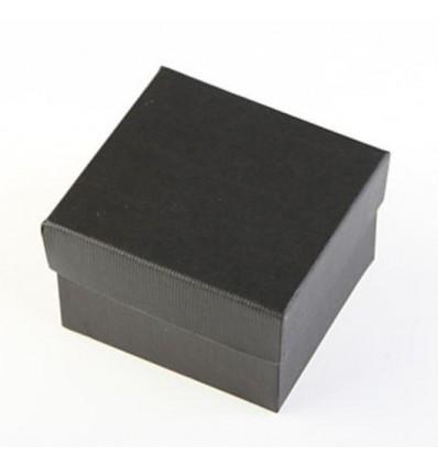 Boîte de présentation carrée en carton Galon ou Montres
