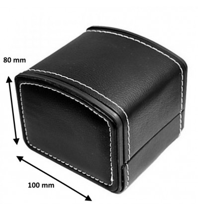 Luxury Leather Display Box for Epaulets and Watches