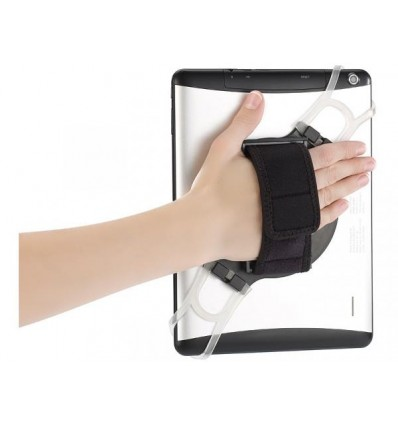 Support ON FRONT ARM for iPad and Tablets 6 to 11 inches