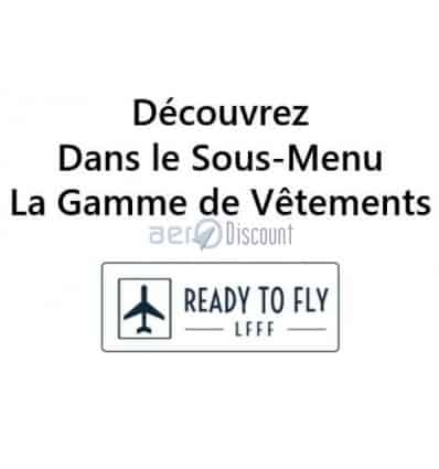 GAMME DE VETEMENTS READY TO FLY