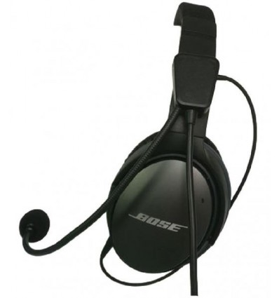 KLIPPER Aviation Mike for BOSE® ANR QC-25 Quiet Confort® Headset