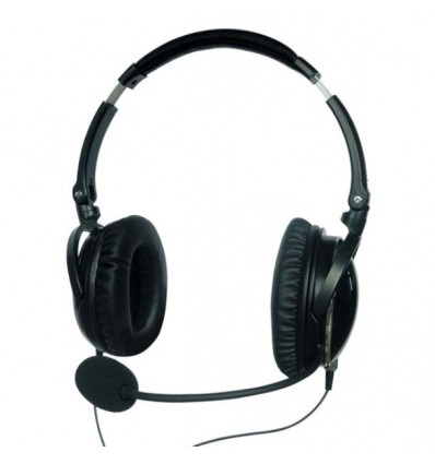 QUIETLIGHT® ANR Aviation HEADSET the lightest Fully Closed earcups