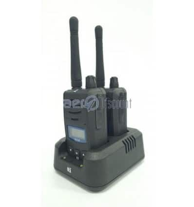TTI TX 110 Pair of Talky Walky Professionals Radio (PMR446) Icom socket