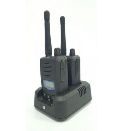 TTI TX 110 Paire de Talky Walky Radio Professionnelles (PMR446) connectique ICOM