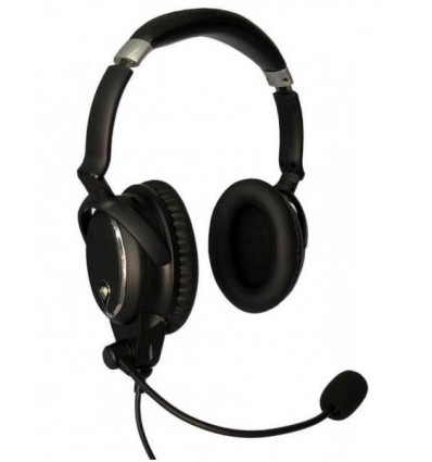 ANR CLEAR-STREAM® Headset Lightweight Design and Performance