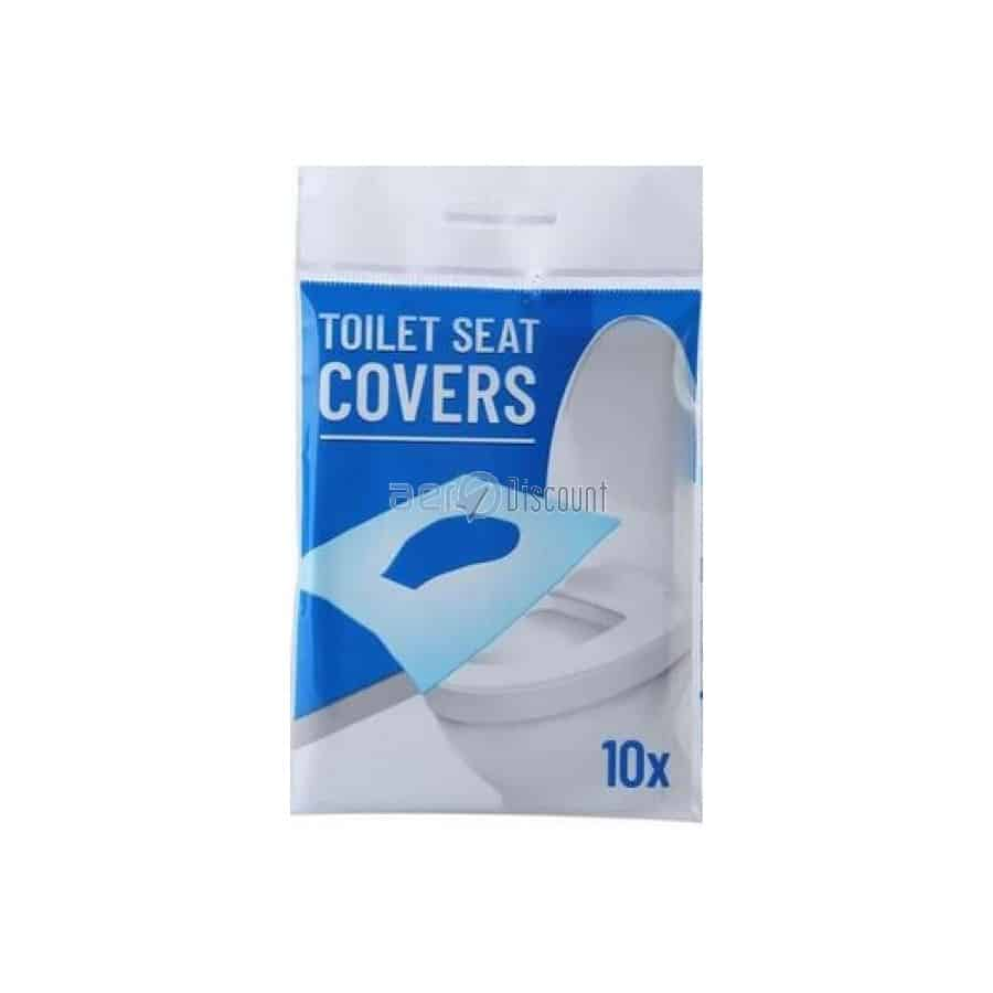 10 PCS Disposable Toilet Seat Cover Toilet Cover protective paper