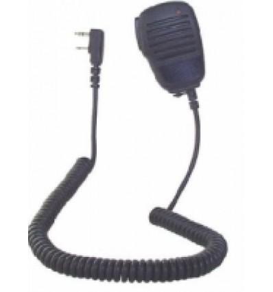 VHF - accessoire TeCOM X5 - Micro / Haut-Parleur Conectique TYPE K Kenwood