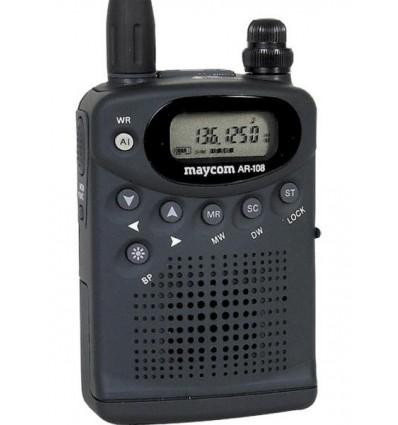 Aircom Scanner Receiver MAYCOM AR-108
