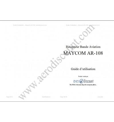 French User Manual MAYCOM AR108