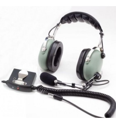 Full-Spectrum ANR HELICOPTER HEADSET - Aerodiscount