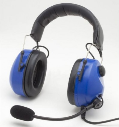 "CASQUE AVION ""Compact"" Aerodiscount PERCHE FLEX"