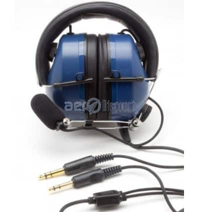"AVIATION HEADSET ""Compact"" METAL BOOM"