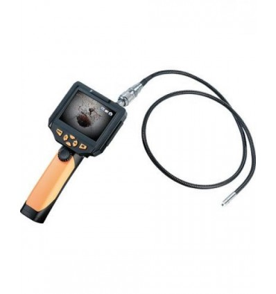"ENDOSCOPIC CAMERA ""BEND VIEW"" with TFT SCREEN Small Head 8,2mm"