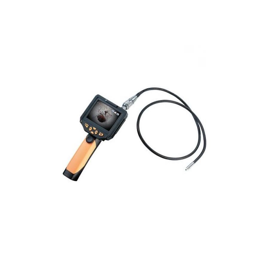 camera endoscopique hd bend view cam ra petite t te 8 2mm et cran tft. Black Bedroom Furniture Sets. Home Design Ideas