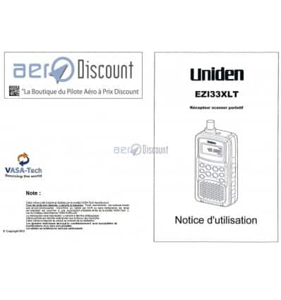 user manual in french for uniden bearcat ezi 33xlt scanner 183 channels rh aerodiscount com uniden bearcat bc350a user manual uniden bearcat bc142xl owners manual