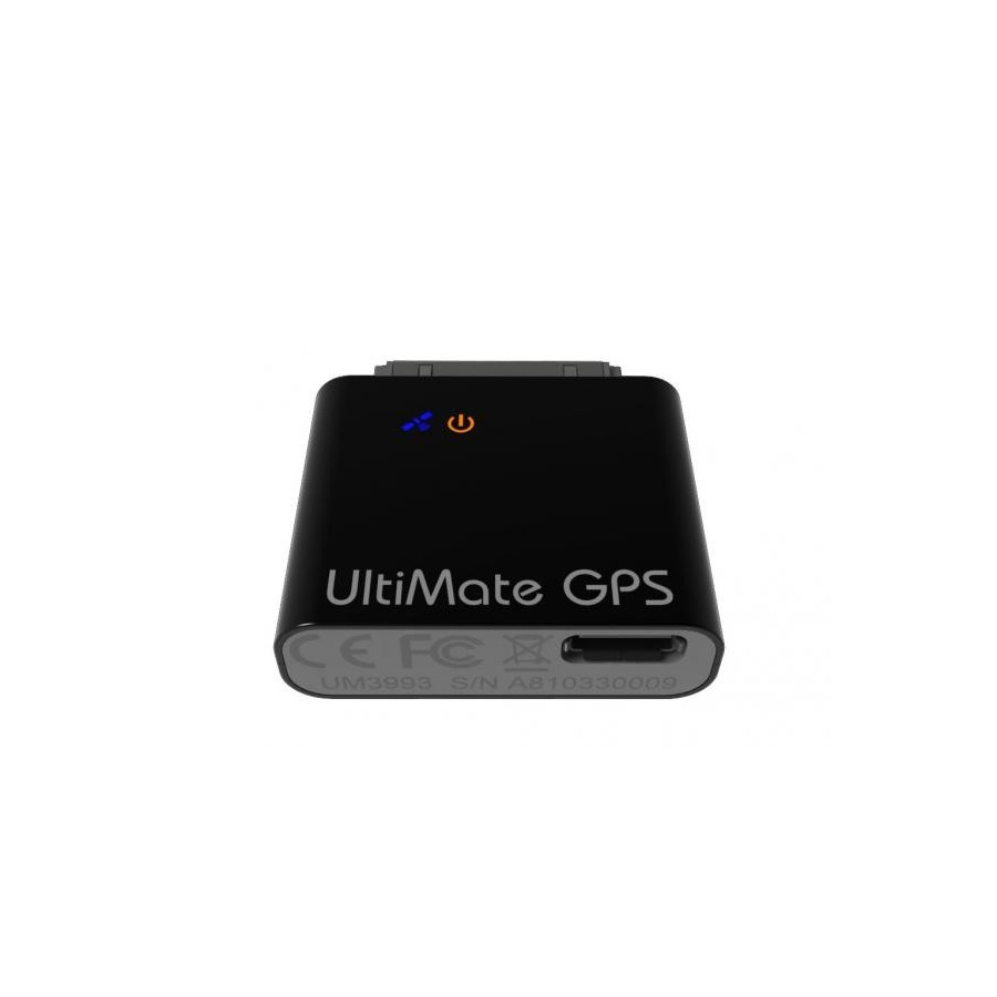 Emprum Ultimate GPS receiver External GPS dongle connector for iPad, iPod or iPod Touch Apple € 129