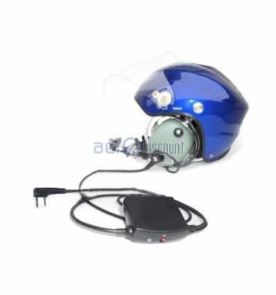 Ultra Light Helmet with ANR function Kenwood Jack