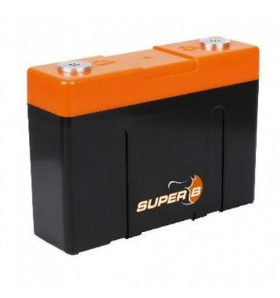 Batterie de démarrage Super B 2600, capacité nominale : 2,6Ah / 34Wh, puissance : 660W / 1980W