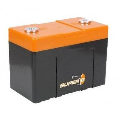 Batterie de démarrage Super B 5200, capacité nominale : 2,6Ah / 34Wh, puissance : 660W / 1980W