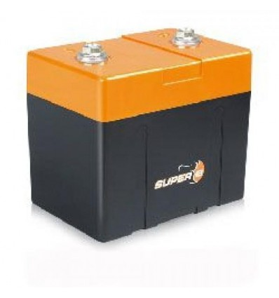 Starter Battery Super B 7800, nominal capacity: 7.8 Ah / 103Wh, Power 1980W / 5940W