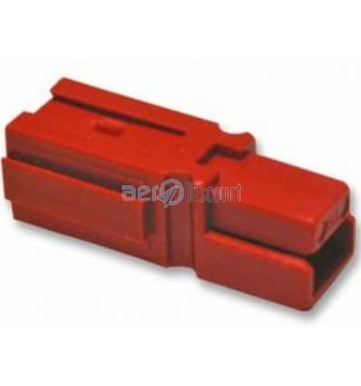 Connector housing Red for Super B Li-Ion Battery