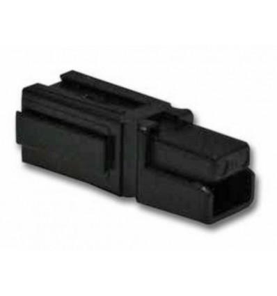 Connecteur Noir Protégé d'Alimentation à Sertir Batterie Super B